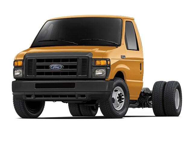 2017 Ford E 450 Cutaway Truck El Paso