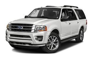 2017 Ford Expedition EL SUV White Platinum Metallic Tri