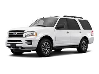 2017 Ford Expedition SUV White Platinum Metallic Tri