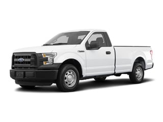 2017 Ford F-150 Truck White Platinum Metallic Tri
