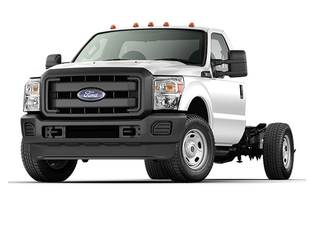 2017 Ford F-350 Chassis Truck | Houston