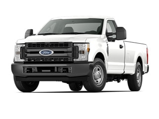2017 Ford F-350 Truck White Platinum Metallic Tri