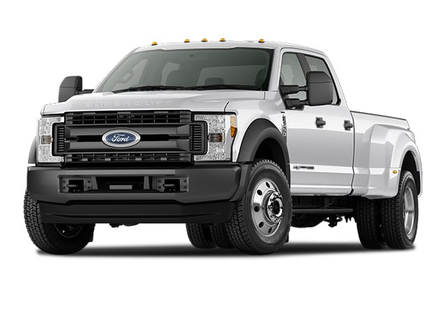 2017 Ford Super Duty F-450 DRW -