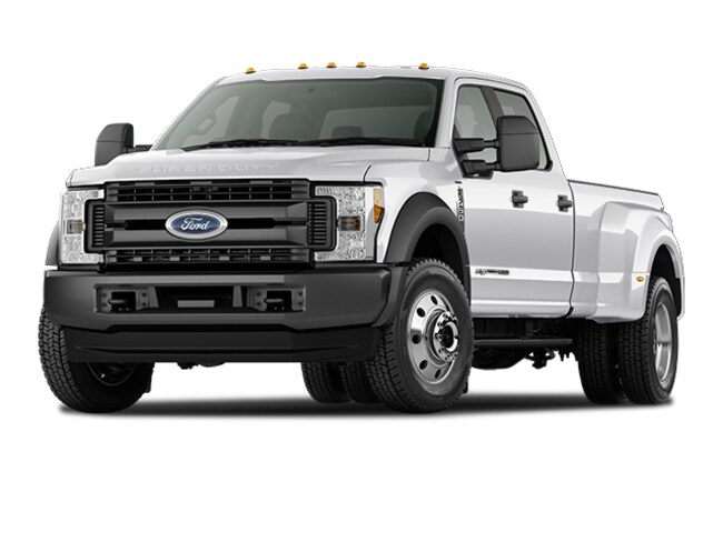 2017 Ford F-450 Crew Cab Long Bed Truck