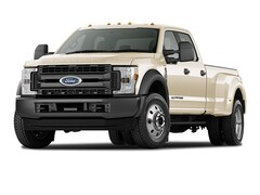 2017 Ford F-450 King Ranch 4WD Crew CAB 8 Truck Crew Cab
