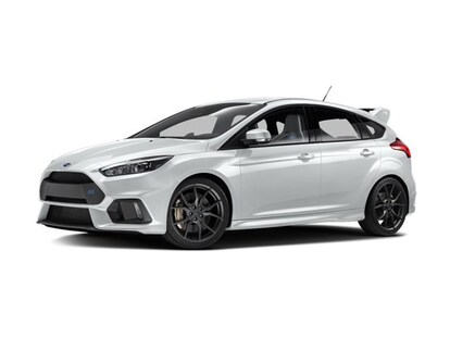 Used 2017 Ford Focus RS in Tacoma WA Area | Subaru of Puyallup |  WF0DP3TH6H4120726