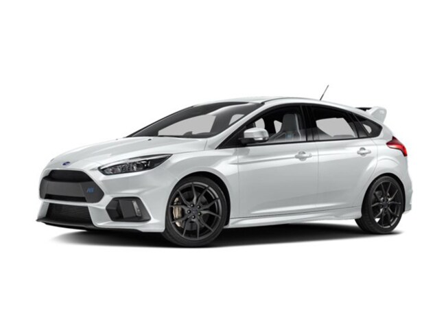 2017 Ford Focus RS RS Hatch