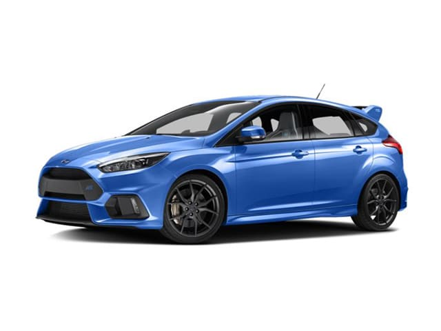 2017 Ford Focus RS RS Hatchback All-wheel Drive