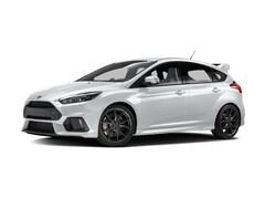 2017 Ford Focus RS RS Hatchback
