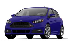 New 2017 Ford Focus ST Hatchback for sale in Wooster, OH