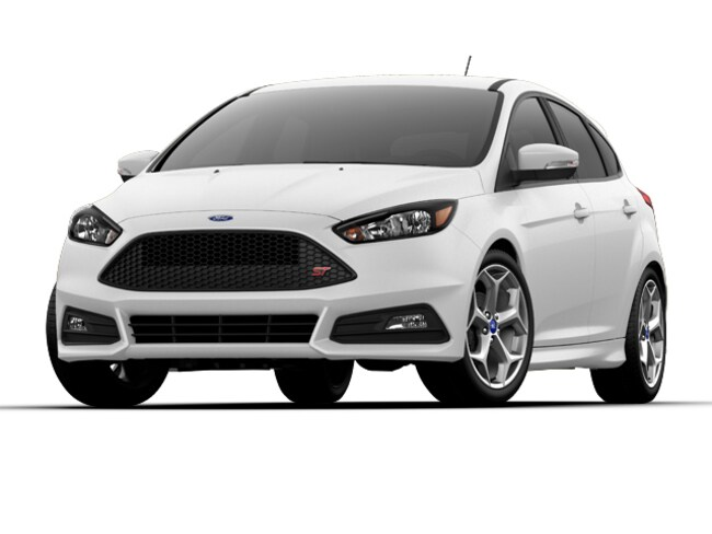 New 2017 Ford Focus ST ST Hatch San Mateo, California