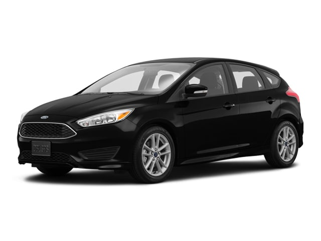 New 2017 Ford Focus Se Hatch Ruby Red Metallic Tinted