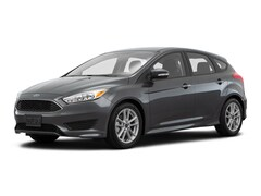 Used 2017 Ford Focus SE Hatchback 1FADP3K29HL247319 in Jamestown, NY