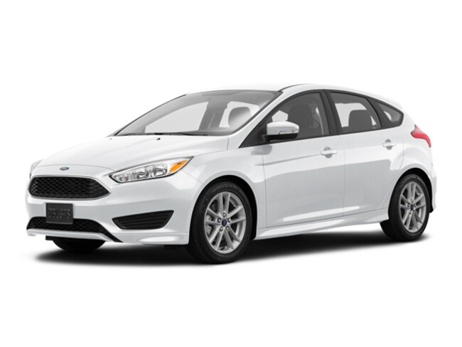 Pre-Owned 2017 Ford Focus SE Hatchback for sale in East Silver City, NM