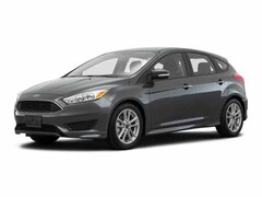2017 Ford Focus SE Front Wheel Drive