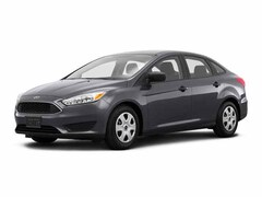 Used 2017 Ford Focus S Sedan for sale in Tracy, CA