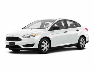 2017 Ford Focus S Sedan Car