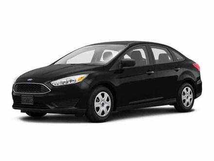 2017 Ford Focus S Sedan