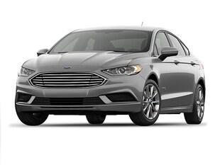 2017 Ford Fusion Hybrid S Sedan