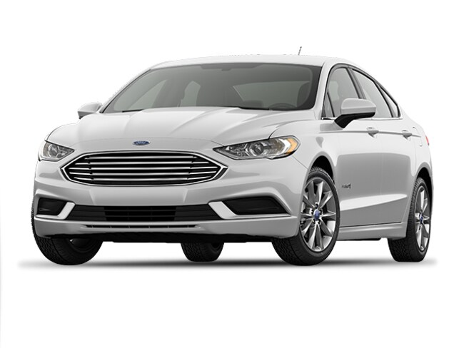 Ford Fusion Hybrid For Sale >> Used 2017 Ford Fusion Hybrid For Sale At Fremont Ford Vin