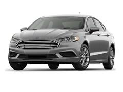 2017 Ford Fusion S Sedan