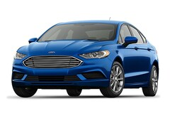 Pre-Owned 2017 Ford Fusion For Sale in Somerset