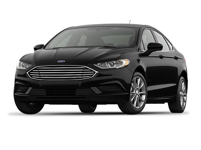 New 2017 Ford Fusion S Sedan Buffalo NY