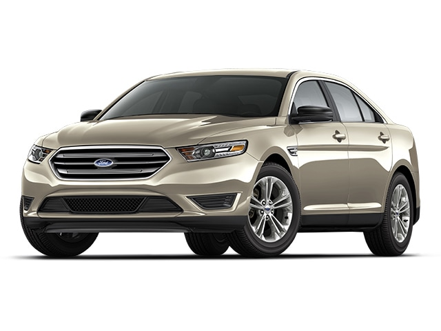 2017 Ford Taurus Sedan