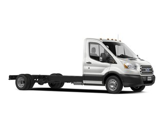 2017 Ford Transit-350 Cab Chassis w/10,360 lb. GVWR Truck