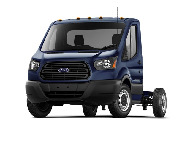 2017 Ford Transit-350 fourgon tronqué Camion