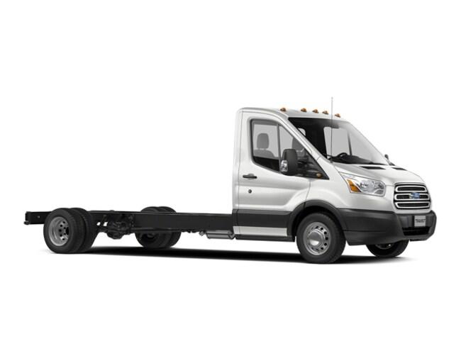 2017 Ford Transit Cutaway T-350 SRW 138 WB 9500 GVWR