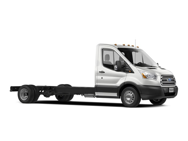 2017 Ford Transit-350 Cutaway T350HD Truck