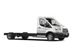 2017 Ford Transit-350 Cutaway w/10,360 lb. Gvwr Truck