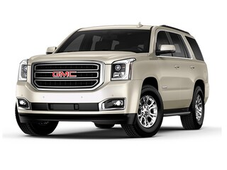 New 2017 GMC Yukon SLE SUV 00270887 San Benito, TX