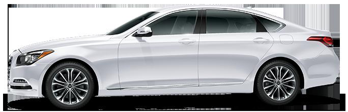 2017 Genesis G80 Sedan 3.8