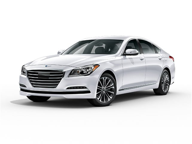2017 Genesis G80 3.8 Sedan