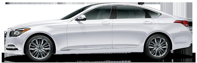 2017 Genesis G80 Sedan 5.0 Ultimate