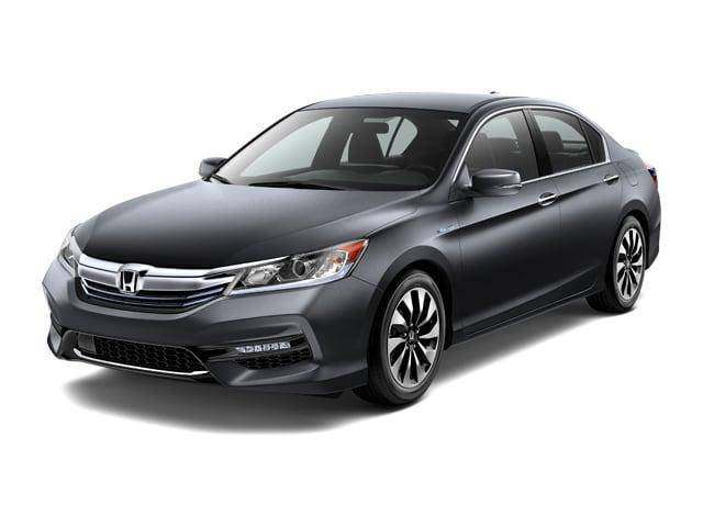 New 2017 Honda Accord Hybrid Base Sedan in Elmira, NY