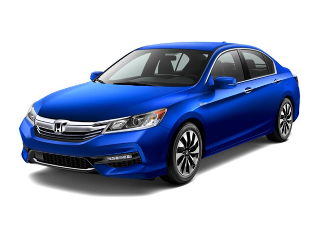 Certified Pre-Owned 2017 Honda Accord Hybrid Base Sedan Bakersfield