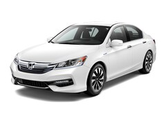 New 2017 Honda Accord Hybrid Base Sedan in Boston