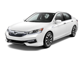 New 2017 Honda Accord Hybrid Base Sedan 69902 Burlington MA