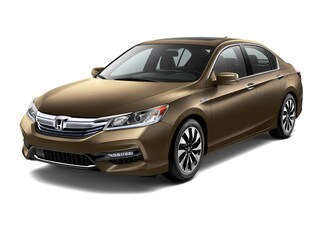 New 2017 Honda Accord Hybrid EX-L Sedan