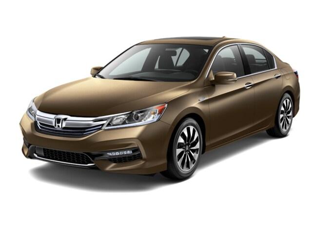 New 2017 Honda Accord Hybrid EX-L Sedan in Lockport, NY