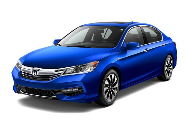 2017 Honda Accord Hybrid Touring Sedan For Sale Near