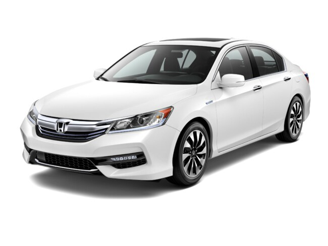 New 2017 Honda Accord Hybrid EX-L Sedan in Lockport, NY