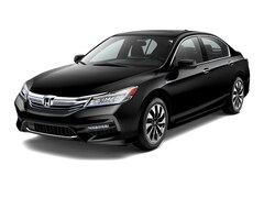 New 2017 Honda Accord Hybrid Touring Sedan Burlington, MA