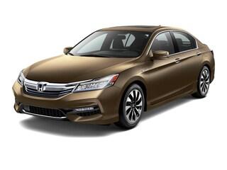 2017 Honda Accord Hybrid Hybrid Touring Sedan