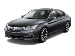 Used 2017 Honda Accord Hybrid Touring Sedan For Sale in Bellevue, WA