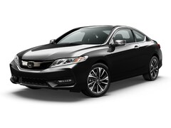 New 2017 Honda Accord EX-L Coupe Lockport, NY
