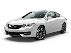 2017 Honda Accord EX-L V6 Coupe